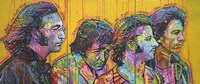 Beatles Pano Fine Art Print