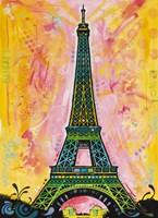 Eiffel ALI Fine Art Print