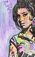 Amy Winehouse Fine Art Print