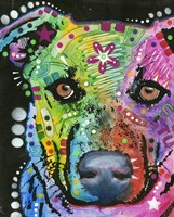 Flower Power Dog by Dean Russo- Exclusive - various sizes - $25.49