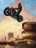 Dark Rider Again by Eric Joyner - various sizes