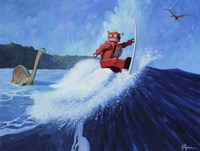 Surfer Joe by Eric Joyner - various sizes