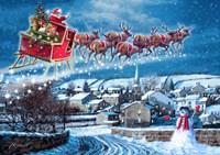 Jingle Bells Fine Art Print