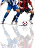 Football 1 Fine Art Print