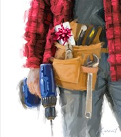 Workman Fine Art Print