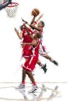 Basket Ball 2 Fine Art Print