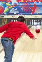 Bowling Fine Art Print
