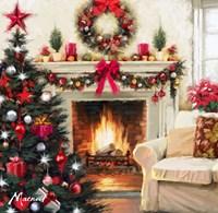 Christmas Room 1 Fine Art Print