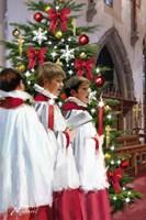 Choir Fine Art Print