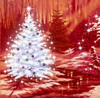 Little Christmas Tree 2 Fine Art Print