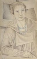 Portrait of Madame Lipchitz, 1918 by Juan Gris, 1918 - various sizes