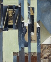 The Guitar, 1913 by Juan Gris, 1913 - various sizes