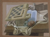 Basket and Siphon, 1925 by Juan Gris, 1925 - various sizes