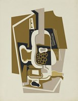 Still Life, 1922 by Juan Gris, 1922 - various sizes