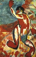 The Bather, 1910 by Kazimir Malevich, 1910 - various sizes