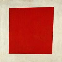Red Square,  1925 Fine Art Print
