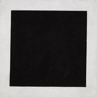 Black Square, c. 1923 Fine Art Print