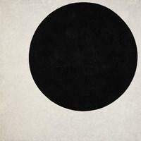 Black Circle, c. 1923 Fine Art Print