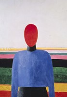 Bust of Woman by Kazimir Malevich - various sizes