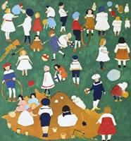 Children by Kazimir Malevich - various sizes