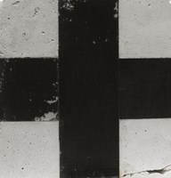 Black Cross-26, 1923 by Kazimir Malevich, 1923 - various sizes, FulcrumGallery.com brand