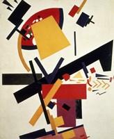 Suprematism, 1915 Fine Art Print