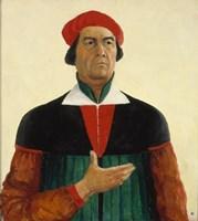 Self-Portrait, 1933 by Kazimir Malevich, 1933 - various sizes