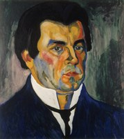Self-Portrait, 1910 by Kazimir Malevich, 1910 - various sizes