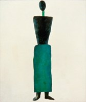 Female Figure by Kazimir Malevich - various sizes