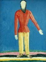 A Peasant by Kazimir Malevich - various sizes