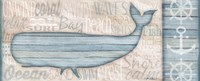 Ocean Life Whale Fine Art Print
