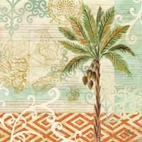 Spice Palms II Fine Art Print