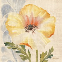 Watercolor Poppies II by Pamela Gladding - various sizes - $16.99