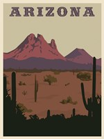 Arizona Fine Art Print