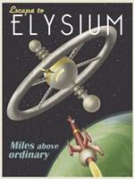 Elysium Fine Art Print