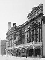 Pabst Theater, 144 East Wells Street, Milwaukee, Milwaukee County, WI Fine Art Print