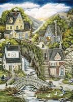 South Mountain Village Fine Art Print