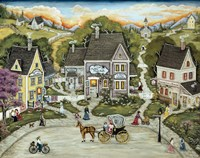 Sew N' Sew Street by Ann Stookey - various sizes