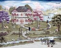 Honeymoon Hideway Hotel by Ann Stookey - various sizes