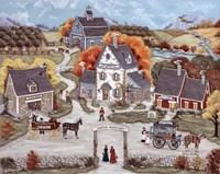 Forever Apples Farm by Ann Stookey - various sizes - $33.49