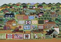 Quilts For Sale Fine Art Print