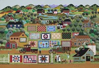 Quilts For Sale Fine Art Print