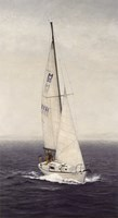 Sailing Solo by David Knowlton - various sizes