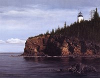 Owl's Head Light by David Knowlton - various sizes
