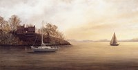 Lakeside Serenity by David Knowlton - various sizes