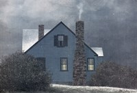 Twilight Flurries by David Knowlton - various sizes