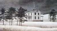 Snow Squall by David Knowlton - various sizes
