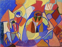 Composition, 1927-28 Fine Art Print