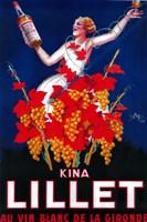 Kina Lillet Fine Art Print