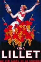 Kina Lillet by Lantern Press - various sizes